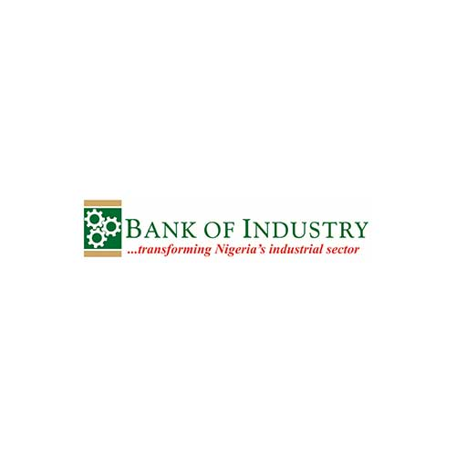 Bank of Industry Logo - Media Panache Case Study Page